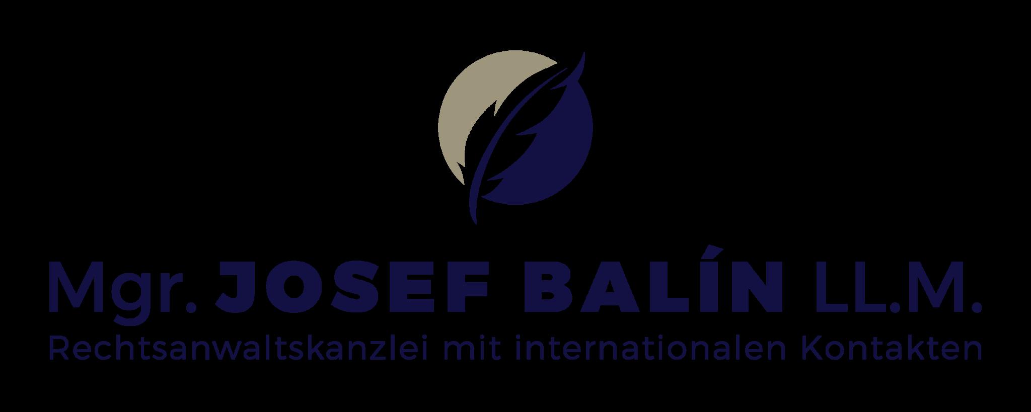Josef Balín logo DE