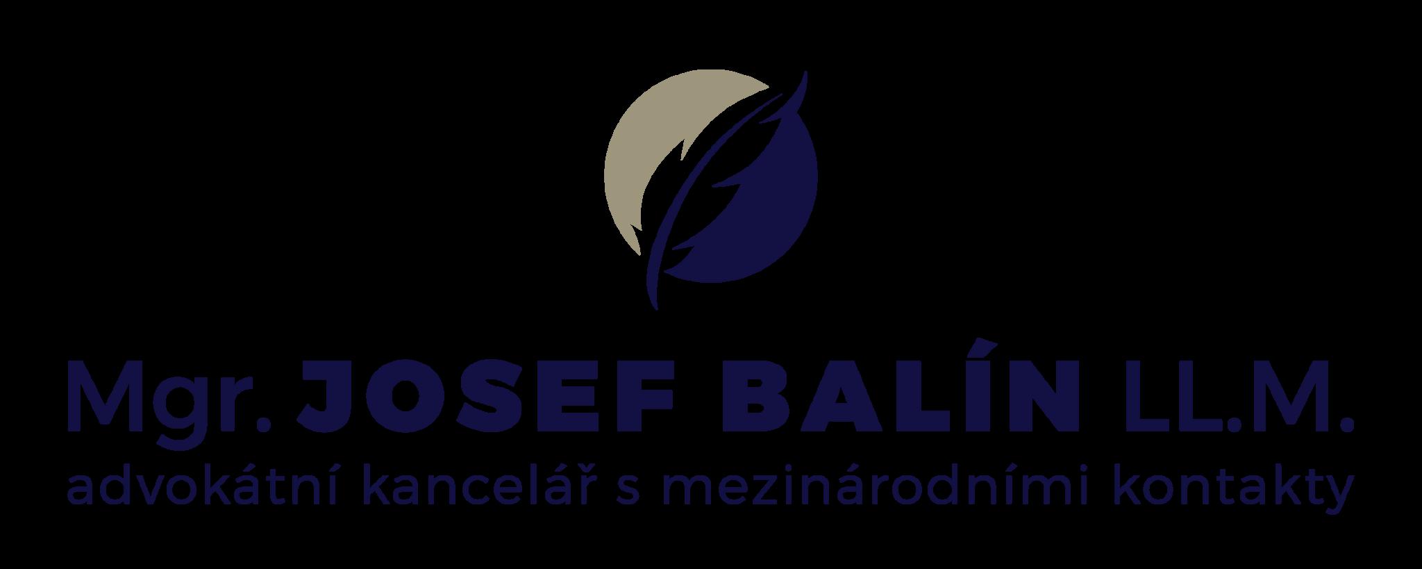 Josef Balín logo